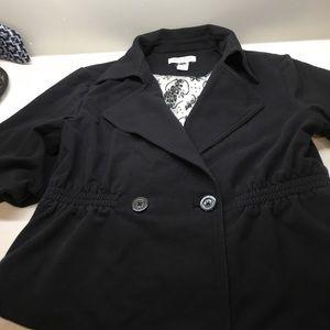 WHBM blazer size large